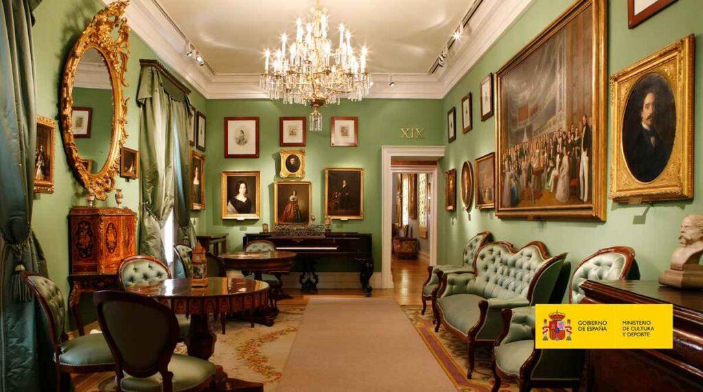 Museo del Romanticismo, gratis