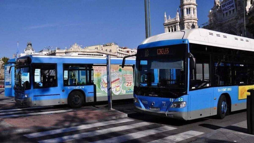Transbús Madrid