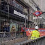 Metro reabre Gran Vía